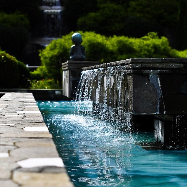 beautiful water fountains home home design architecture