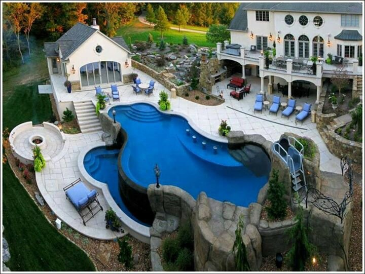 30 world 39 s most beautiful homes with photos for Most amazing houses