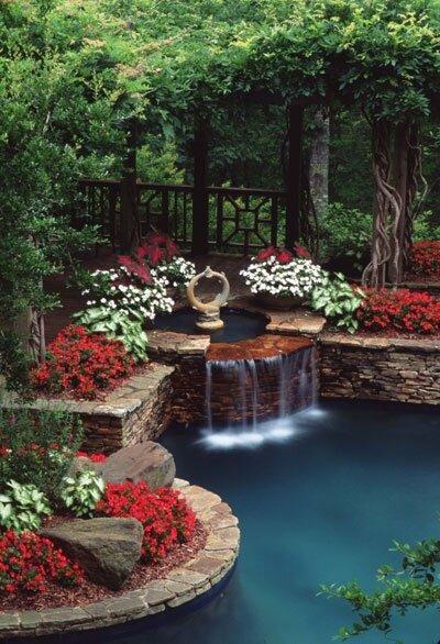28 Beautiful Gardens Like Dream Mostbeautifulthings - most beautiful home gardens