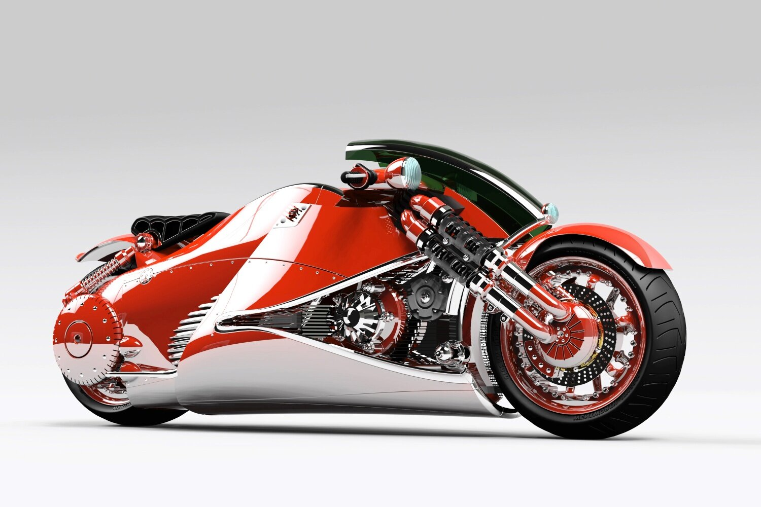 24 Coolest Motorcycles In The World | MostBeautifulThings