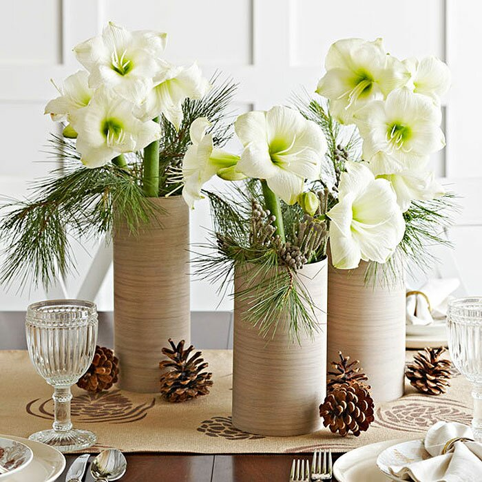 15 ideas of decorating with vases mostbeautifulthings - Great decorative flower vase designs ...