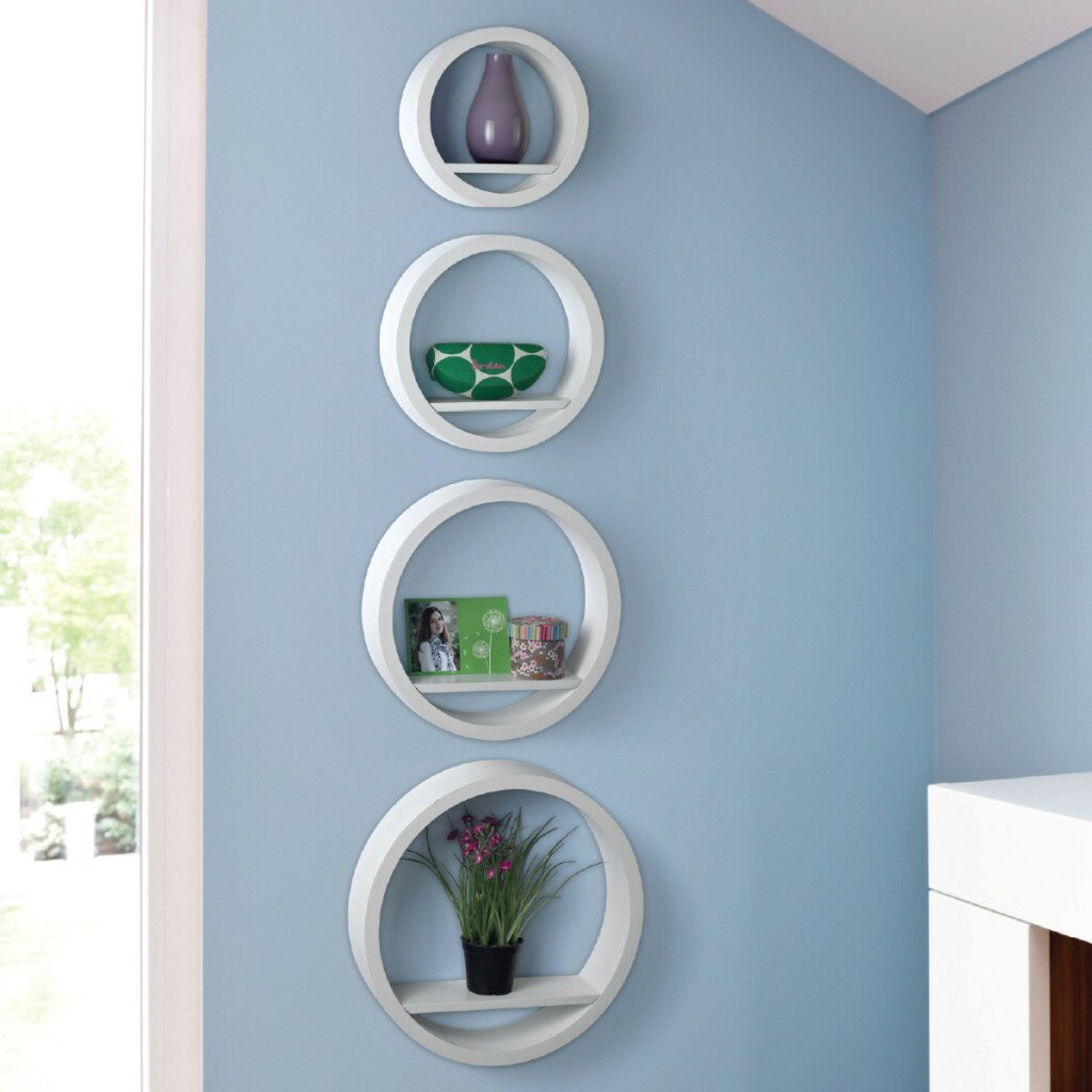 16 beautiful shelf designs and decors | mostbeautifulthings