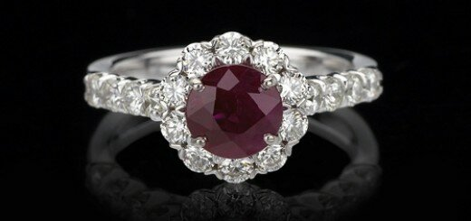 Beautiful ruby rings 12