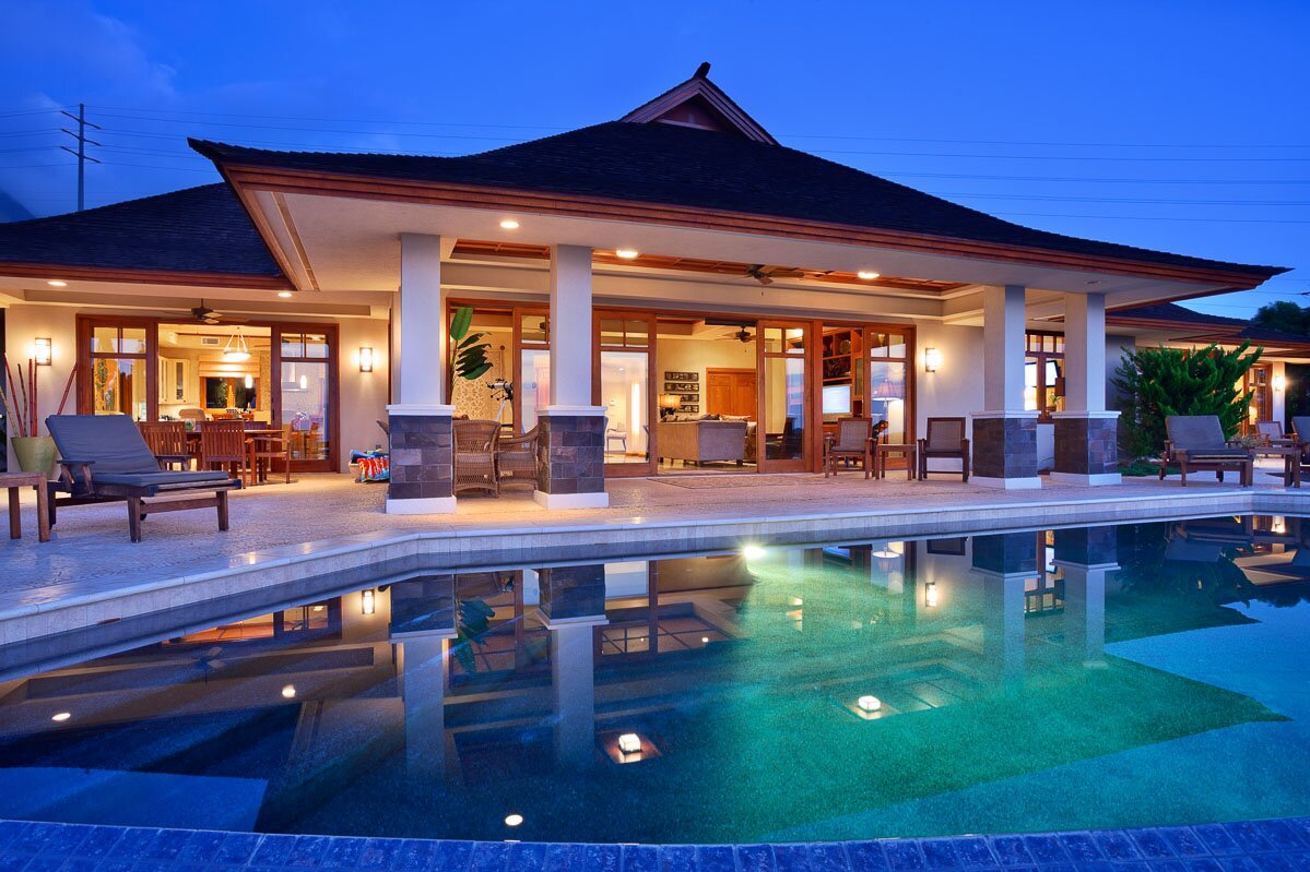 Luxury homes for rent in hawaii luxury homes for rent in for Upscale homes