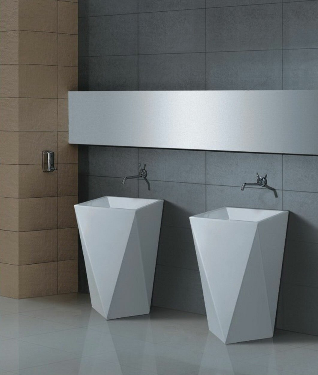 Top 15 bathroom sink designs and models mostbeautifulthings for Bathroom sinks designs