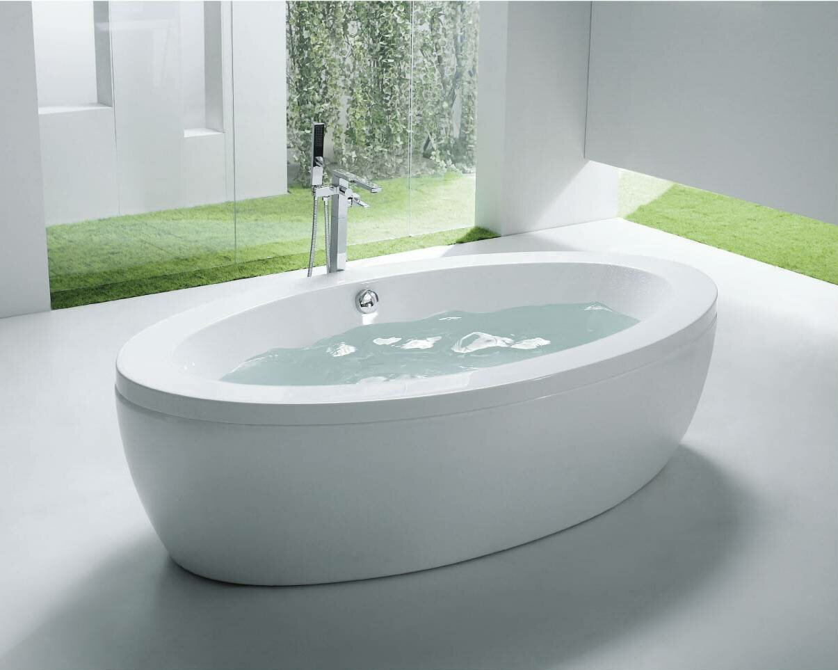 15 world 39 s most beautiful bathtub designs for Bathroom soaking tub ideas