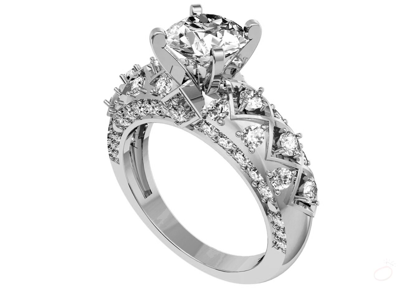 diamond jewellery rings - photo #22
