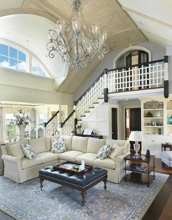 15 beautiful living room examples mostbeautifulthings - Beautifull rooms ...