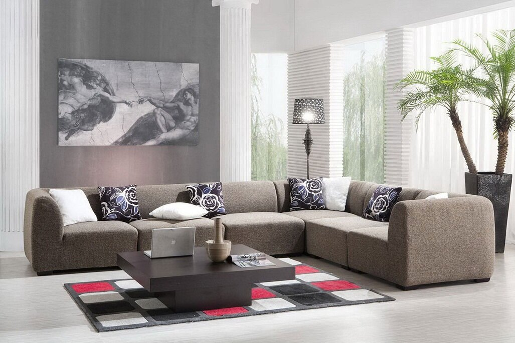 15 really beautiful sofa designs and ideas for Latest living room styles