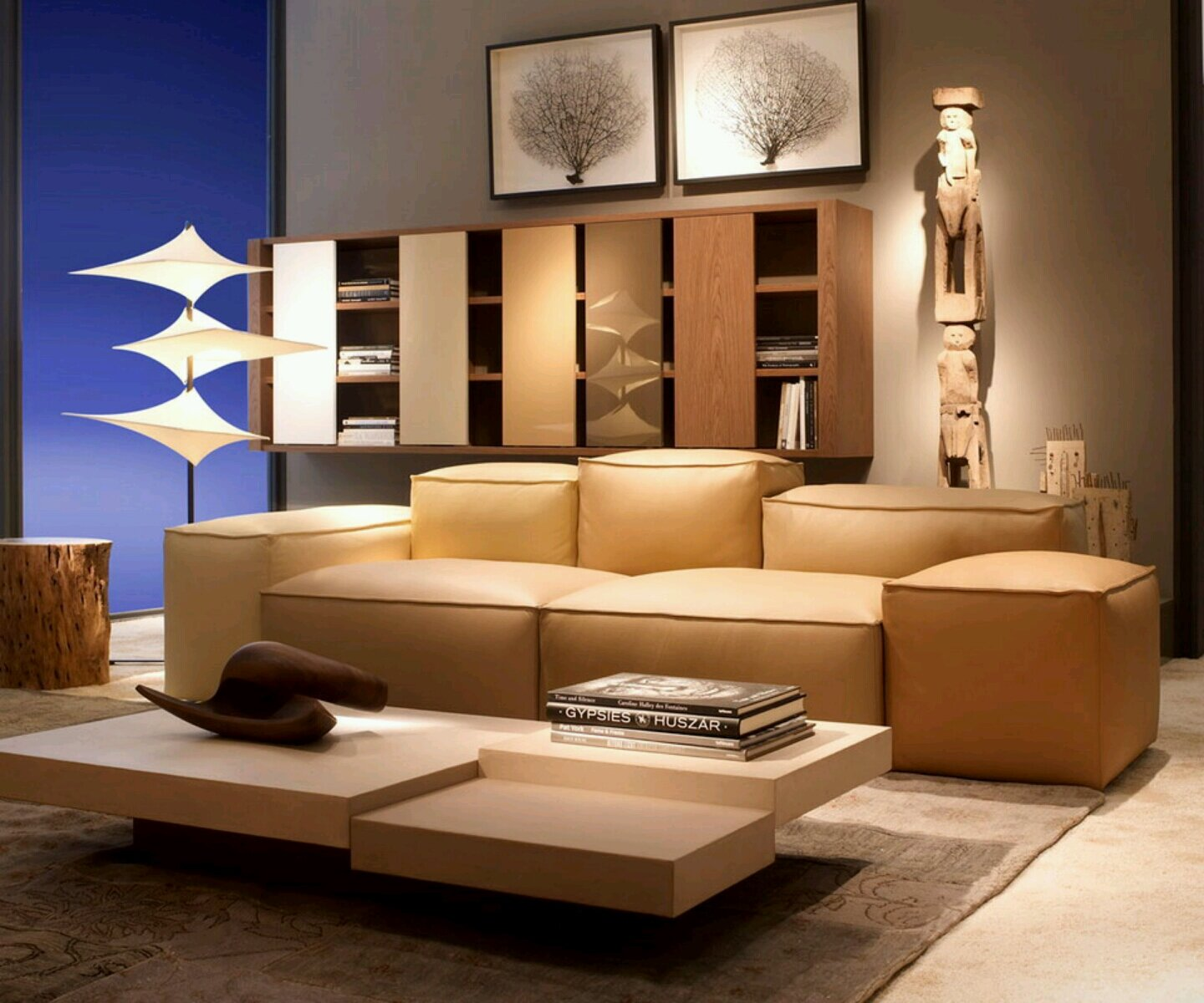 15 really beautiful sofa designs and ideas for What is contemporary furniture style