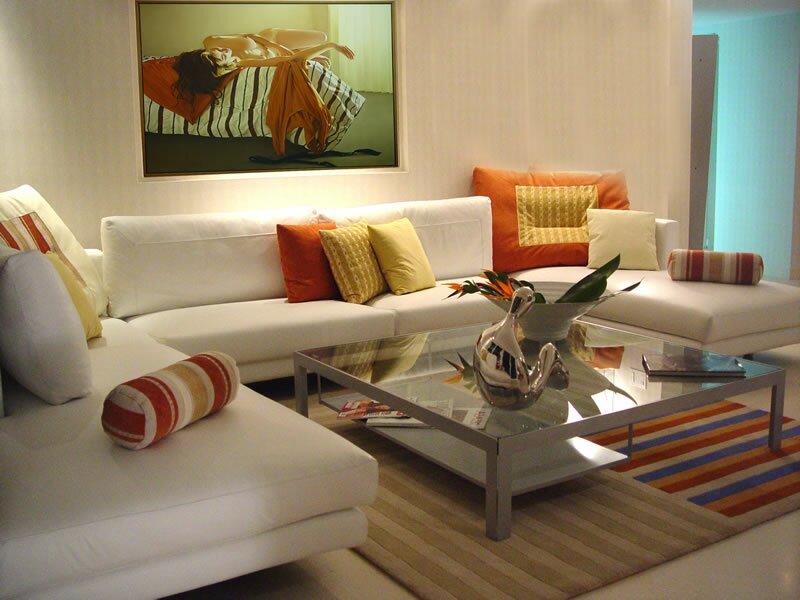 beautiful sofa designs 5 - The Living Room Interior Design