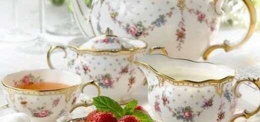 beautiful tea sets 10