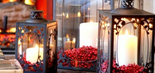 decorating with candles 6