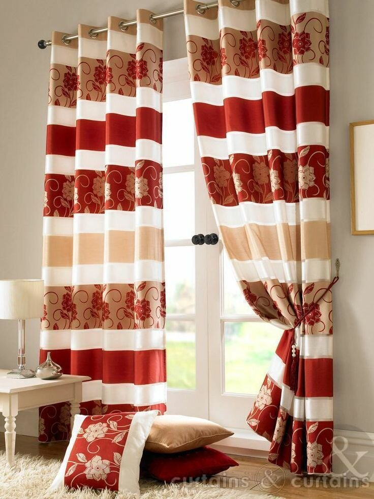 13 Lovely Samples Of Decorating With Curtains Mostbeautifulthings
