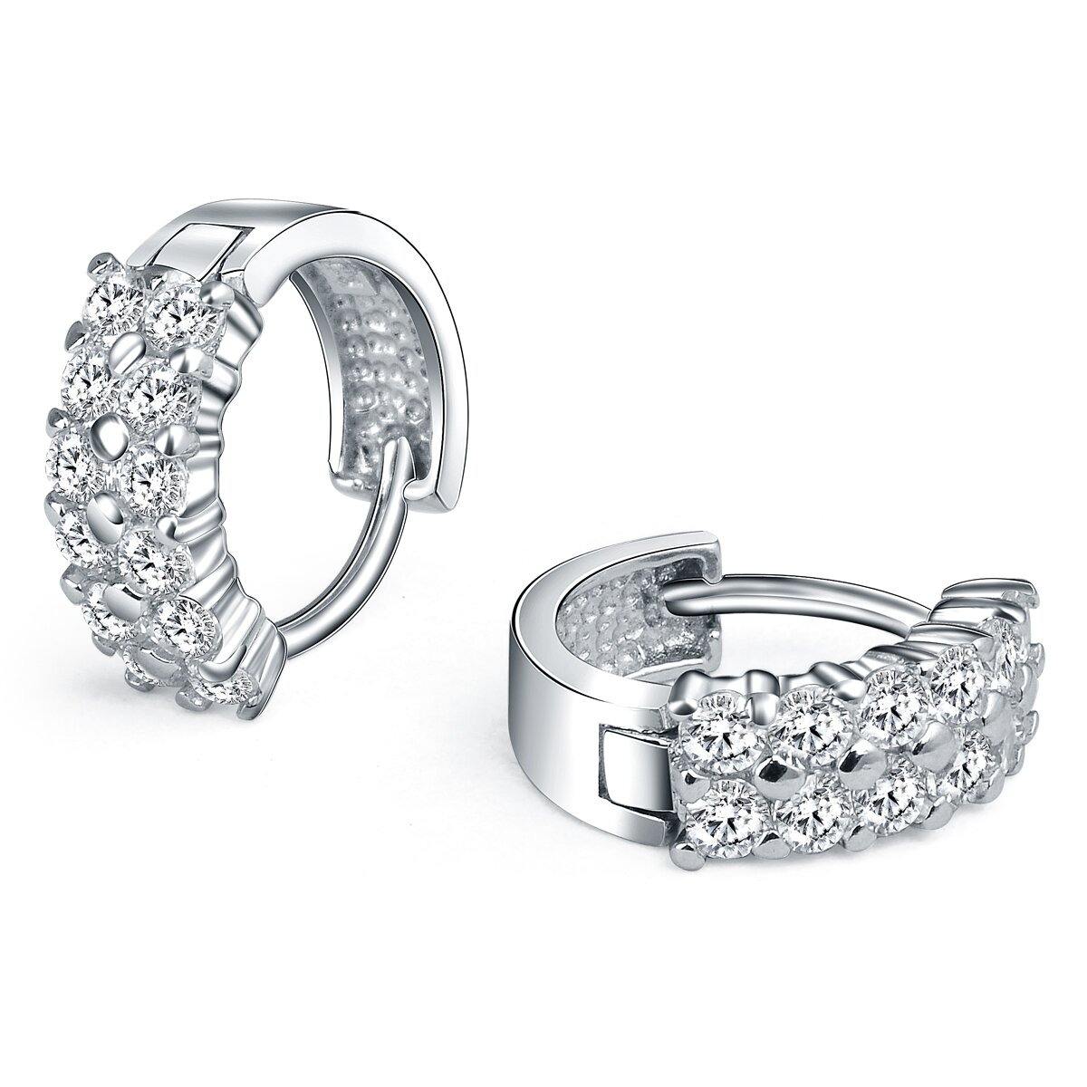 Diamond Earrings Designs 1