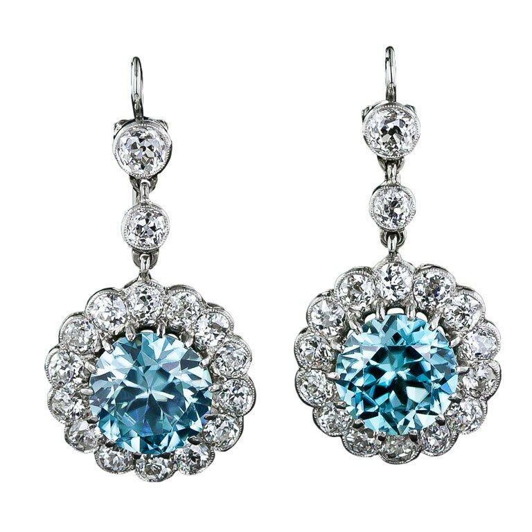 diamond earrings designs 14