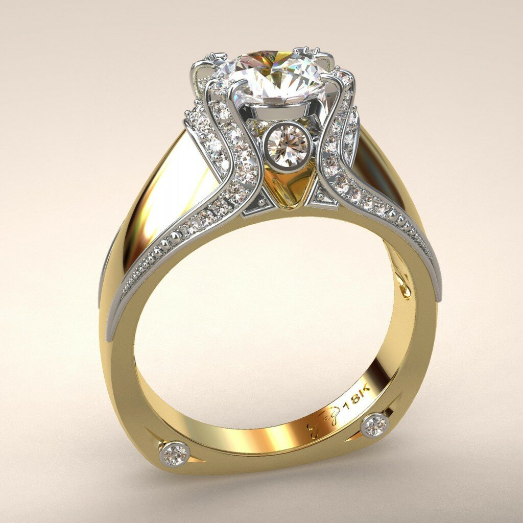 diamond ring designs 11