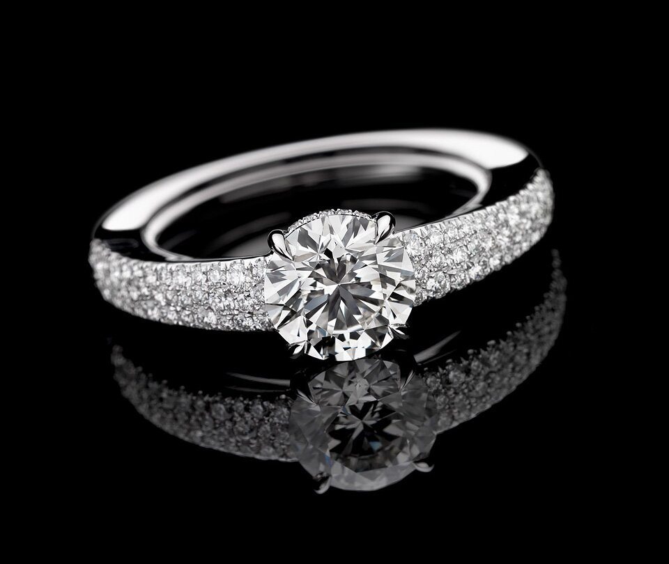 16 Examples Of Loved Diamond Ring Designs | MostBeautifulThings
