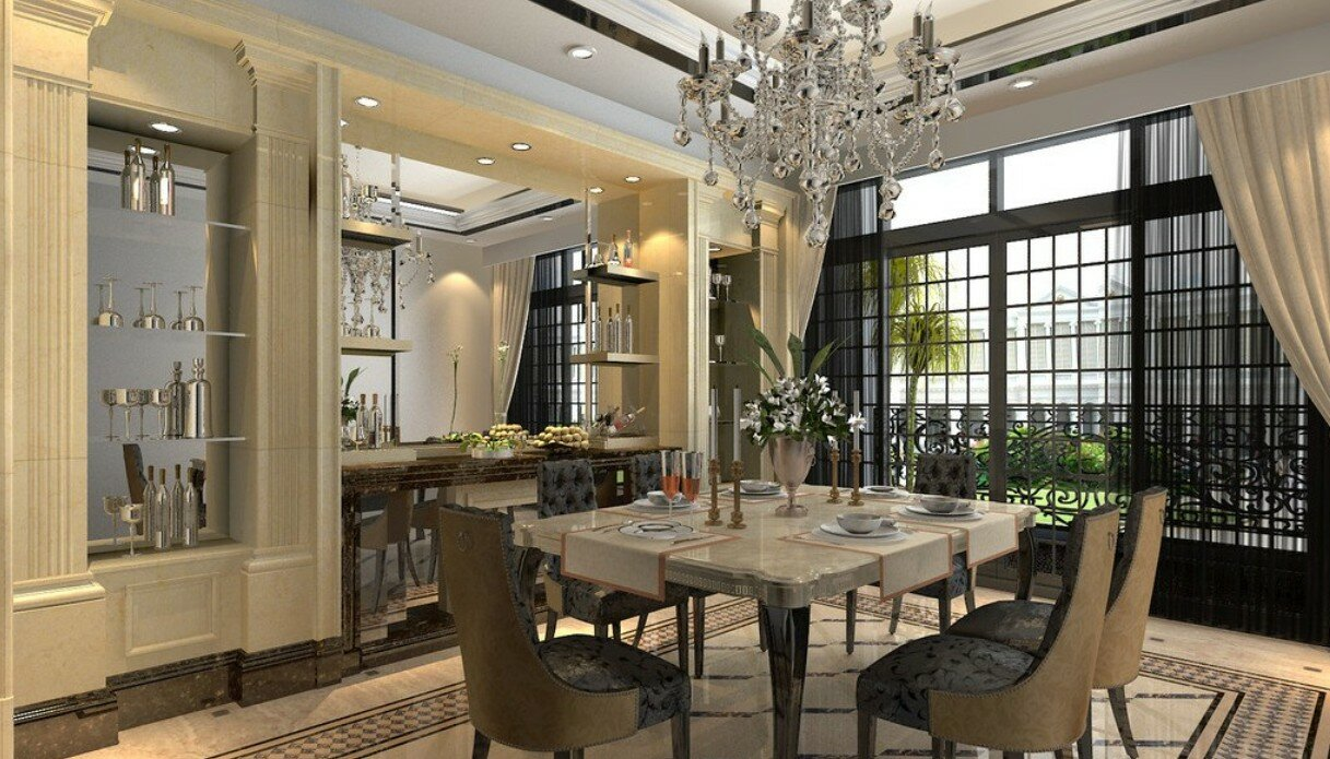 The 15 best dining room decoration photos for Dining decoration pictures