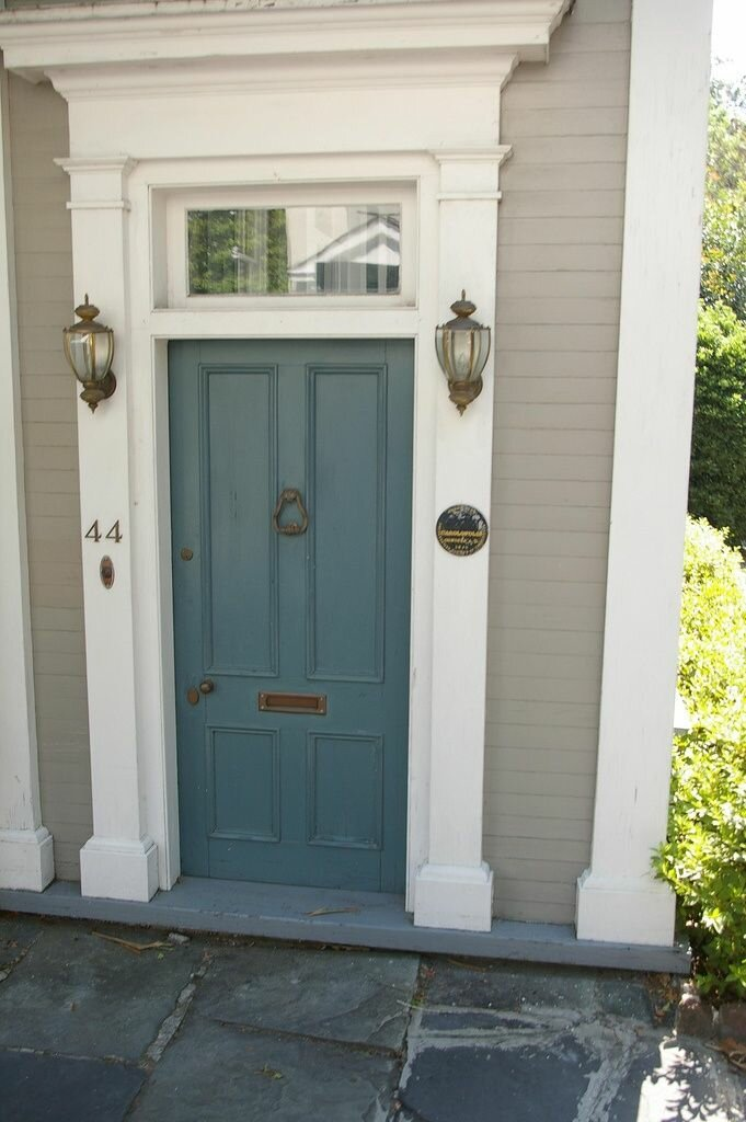 15 best pics of exterior door decoration mostbeautifulthings for Door to outside