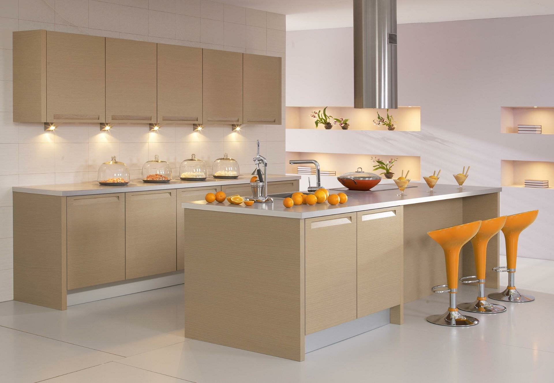 15 great kitchen cabinets that will inspire you Kitchen setting pictures