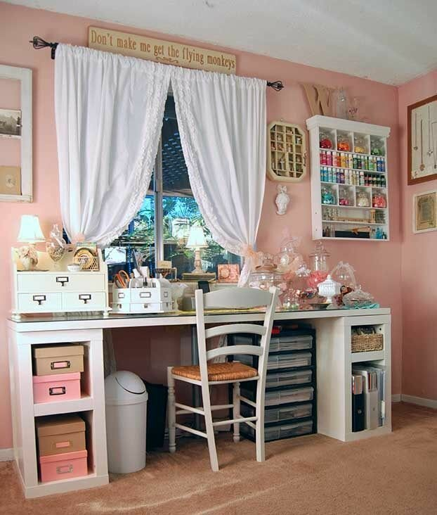 Hobby Room Design Ideas Part - 24: Hobby Room Decorating Ideas 1