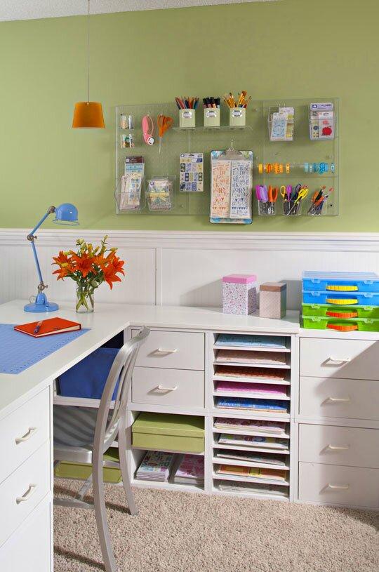 Hobby Room Decorating Ideas With 16 Photos ...