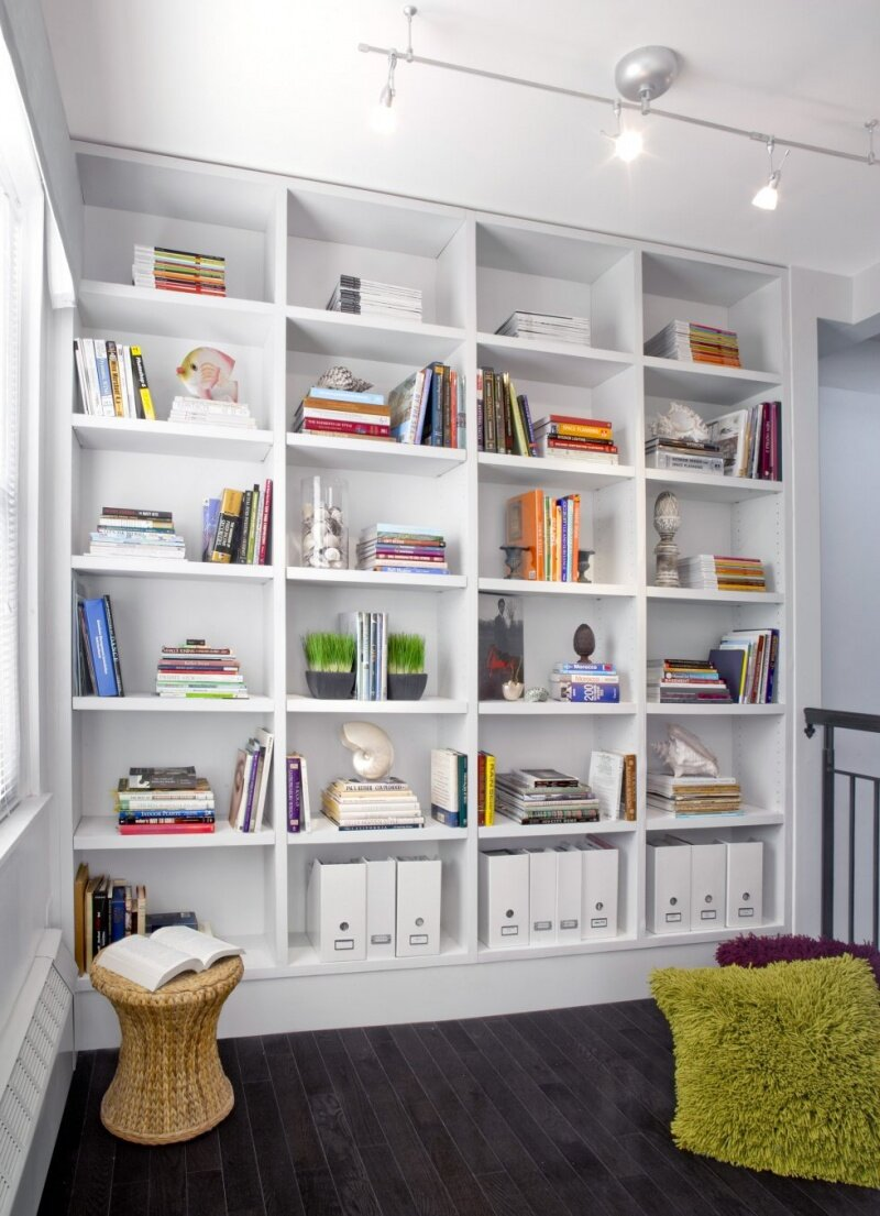 Bookshelf On Pinterest Modern Bookcase Bookcases And