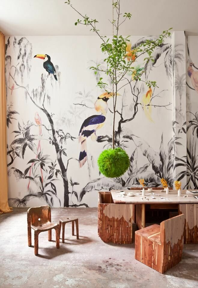 Top 17 House Wall Painting Examples | Mostbeautifulthings