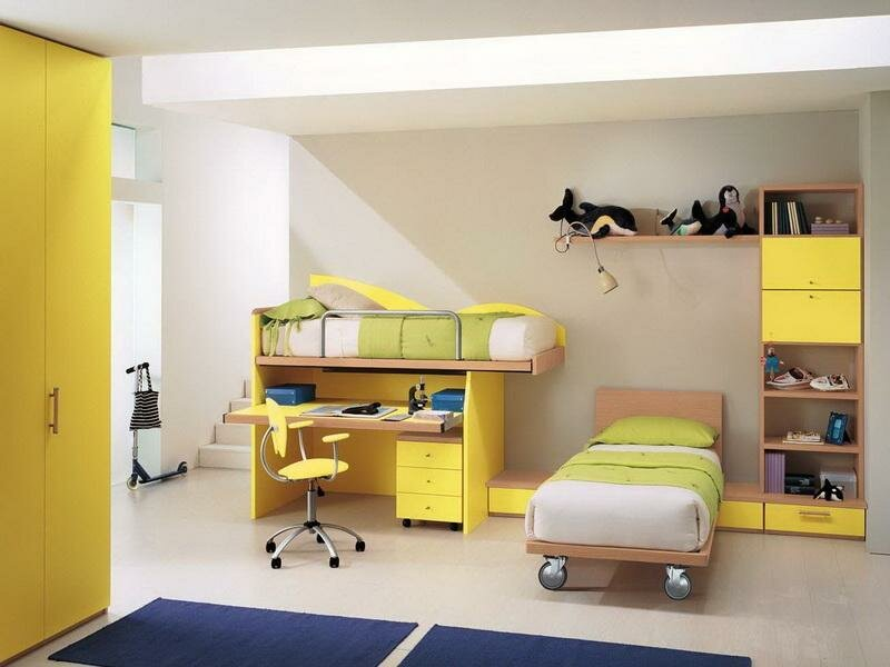 15 Kids Room Decorating Ideas And Samples | MostBeautifulThings