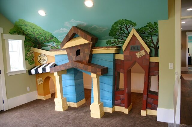 15 kids room decorating ideas and samples for Beautiful kids room