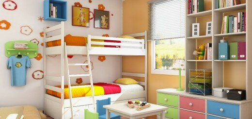 kids room decorating ideas 7