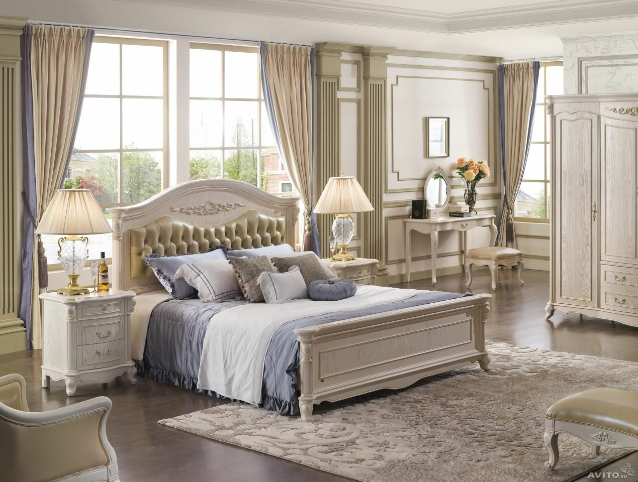 15 world 39 s most beautiful bedrooms mostbeautifulthings for Glamorous bedroom pictures