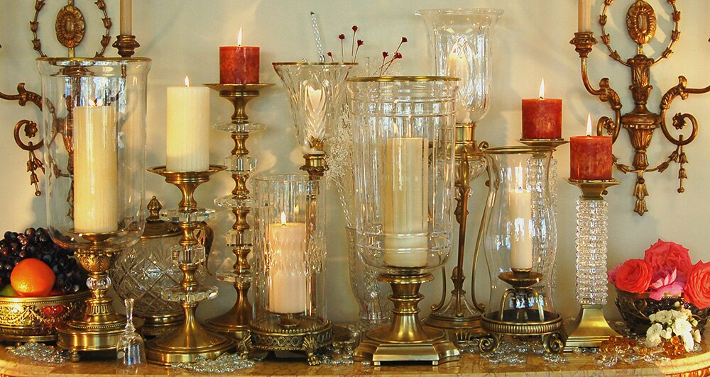 most beautiful candlesticks 11