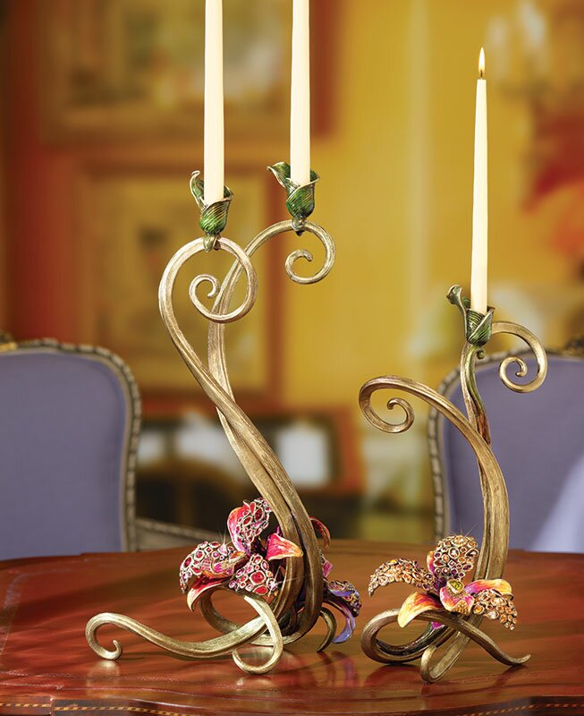 most beautiful candlesticks 13