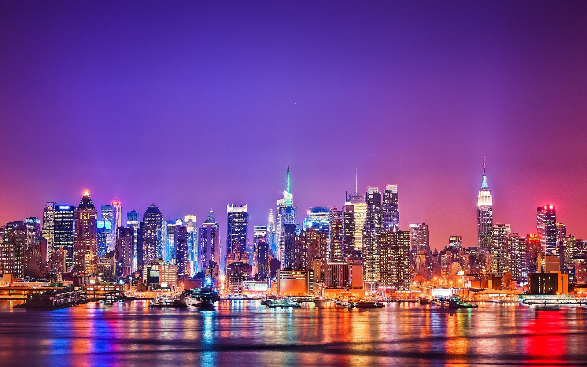 The 15 most beautiful city view photos mostbeautifulthings for New york city beautiful