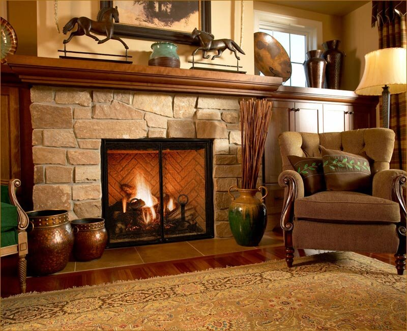 Most beautiful fireplaces 1