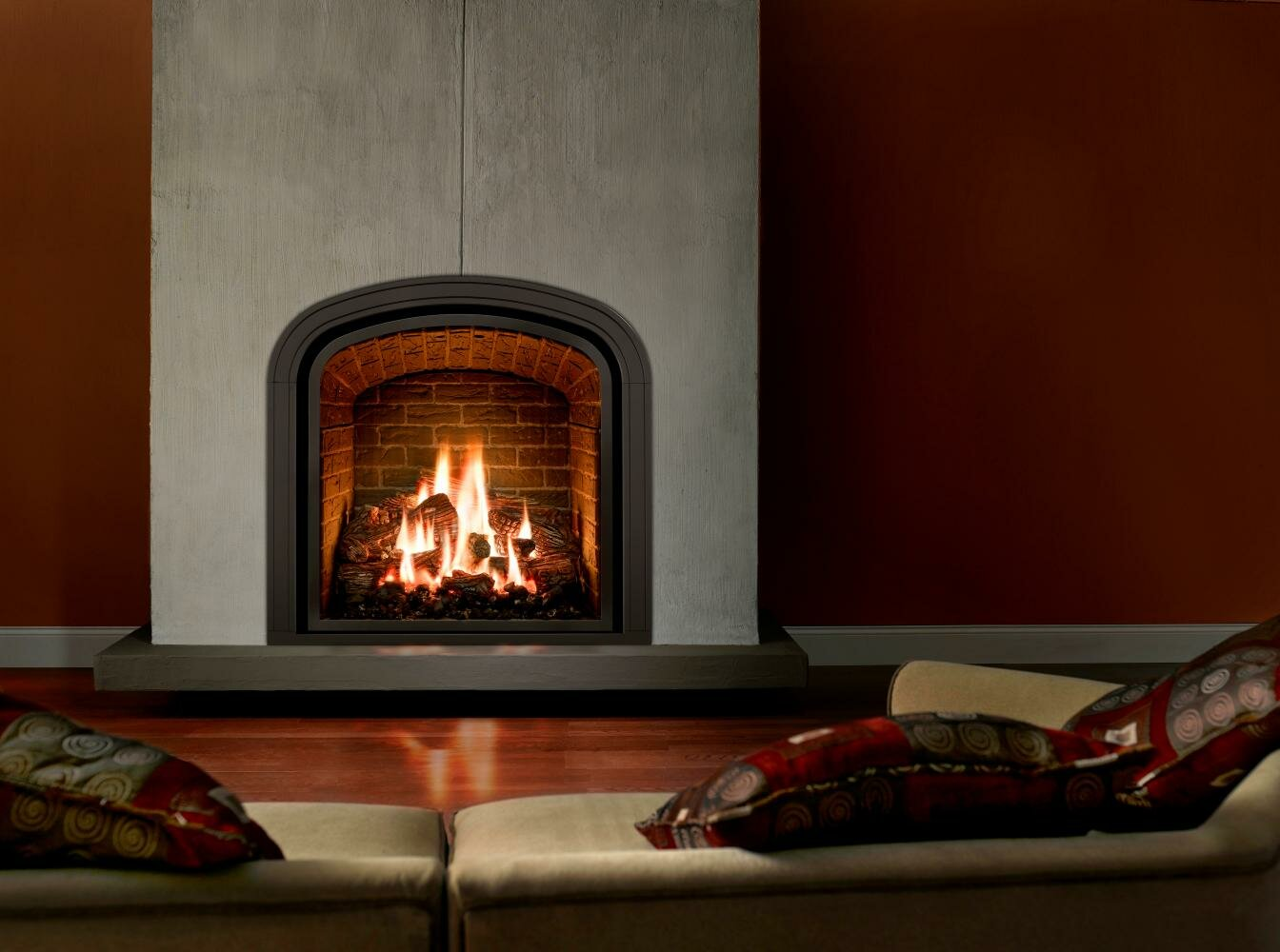 The 15 most beautiful fireplace designs ever Fireplace design ideas