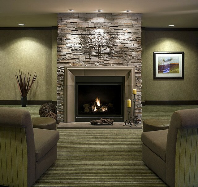 The 15 Most Beautiful Fireplace Designs Ever | MostBeautifulThings