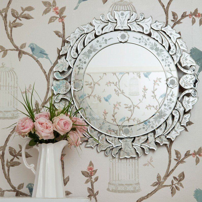 the 16 most beautiful mirrors ever mostbeautifulthings. Black Bedroom Furniture Sets. Home Design Ideas