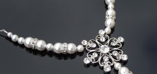 pearl necklace designs 10