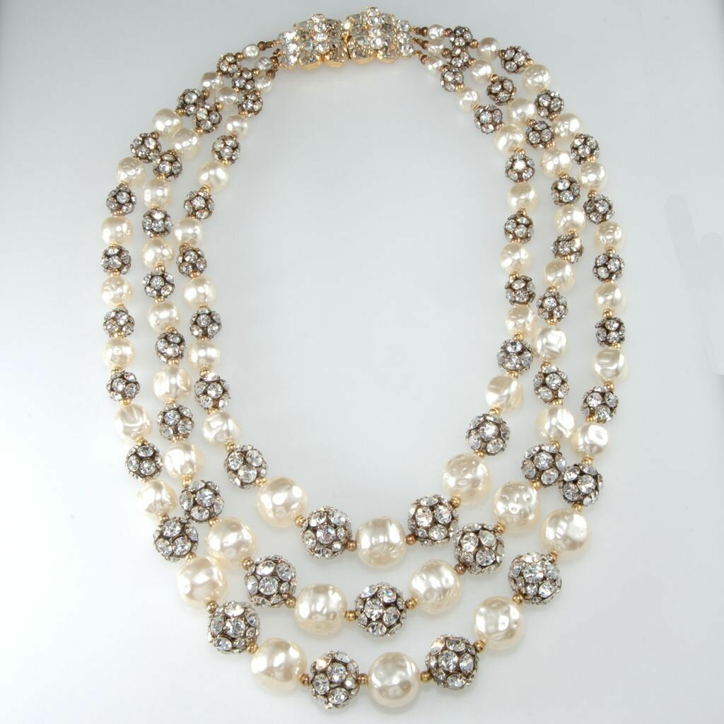 pearl necklace designs 15 - Jewelry Design Ideas
