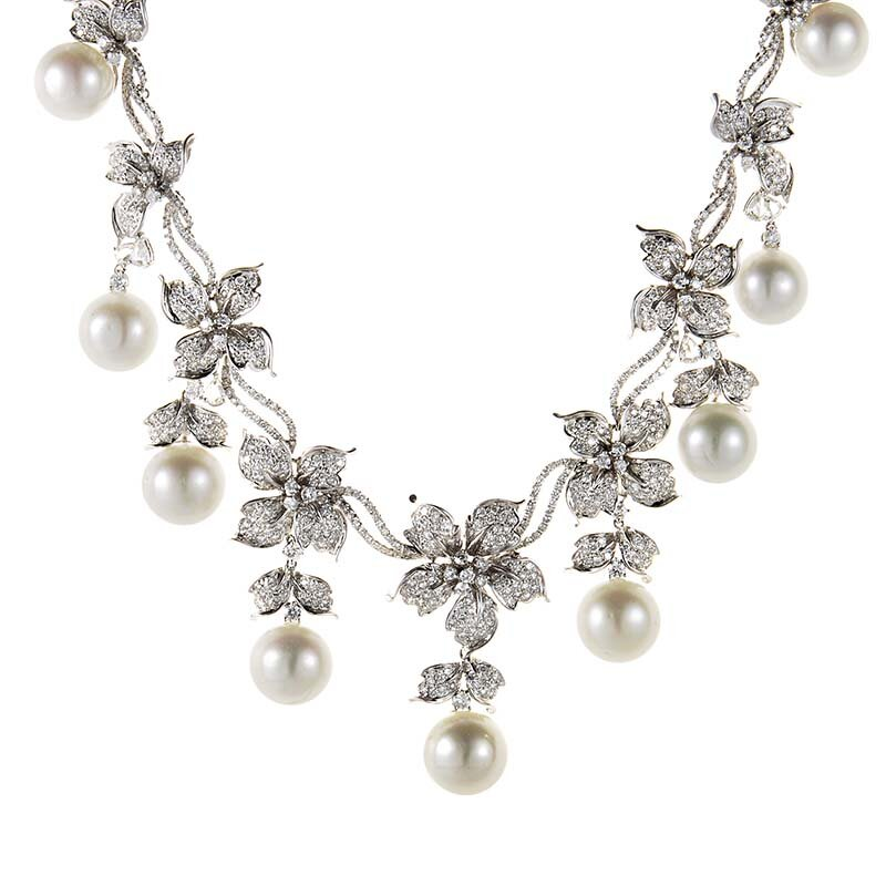 14 Most Elegant Pearl Necklace Designs Really ...