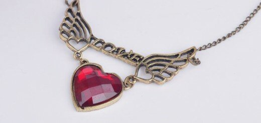ruby necklaces 16