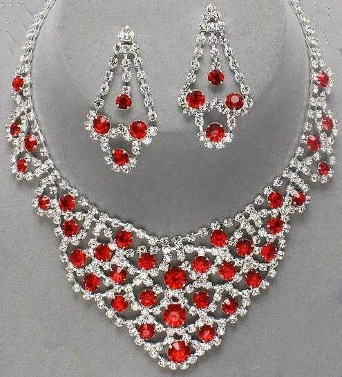 ruby necklaces 3