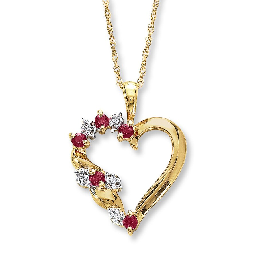 ruby necklaces 5