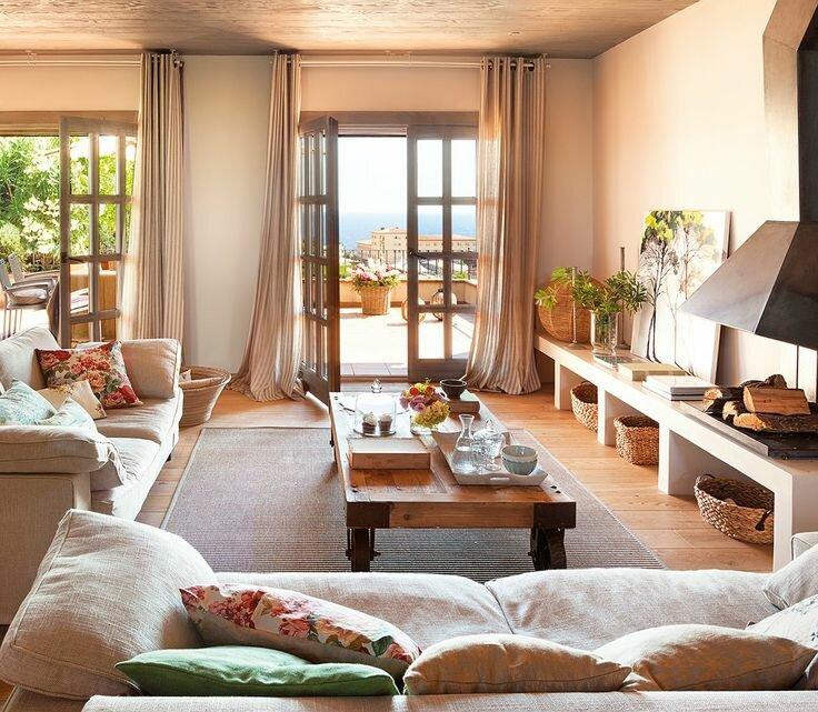 Perfect salon decorating ideas with 15 pics - Ideas de salon ...