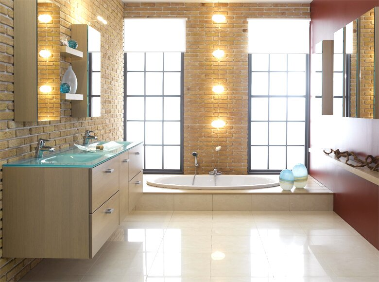 Bath Designs Ideas bathroom makeovers from our stars 22 photos Bathroom Design Ideas 22 Bath Designs Ideas