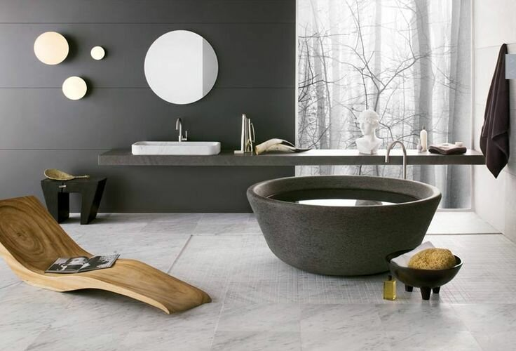 Top Bathroom Design Ideas In 22 Examples | MostBeautifulThings