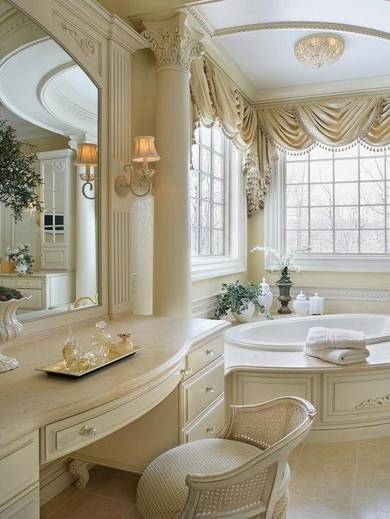 Top bathroom design ideas in 22 examples mostbeautifulthings for Bathroom design examples